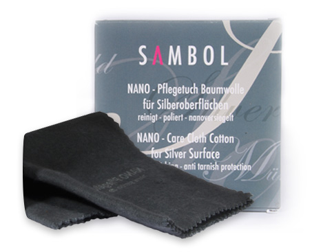 Nano ATP - Silver Care Cloth (shiny)
